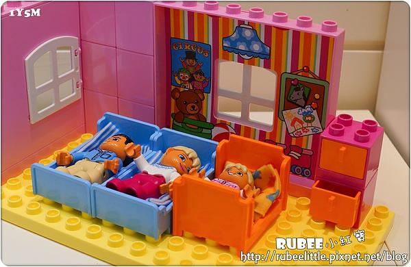 1y5m rubee 玩具║乐高 lego 得宝 duplo 10505 玩具屋 & 6157 大型