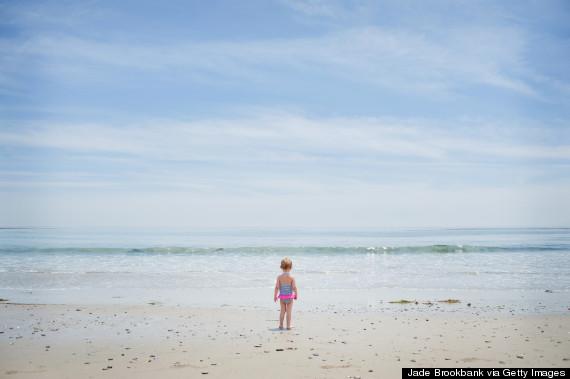 8个一定要带宝宝去海边的好理由