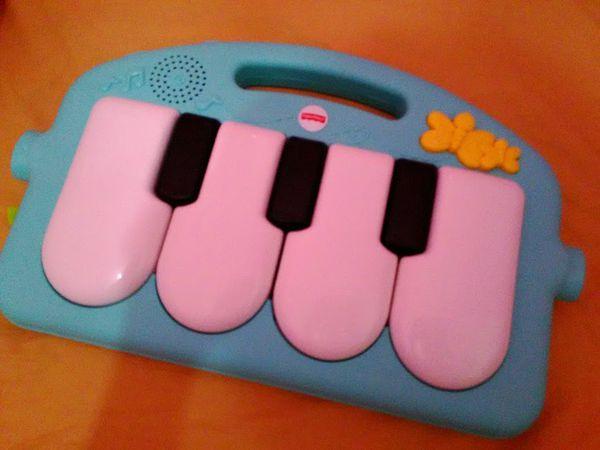 (费雪三优宝宝活动体验)费雪可爱动物小钢琴健身器 @ 爱丽丝妈咪
