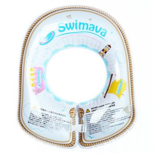 G2 Swimava小船初階兒童游泳圈(大號碼腋下圈,含打氣筒、防水拉鍊袋)