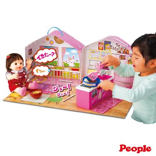 【日本People】POPO-CHAN會說話的廚房客廳組合