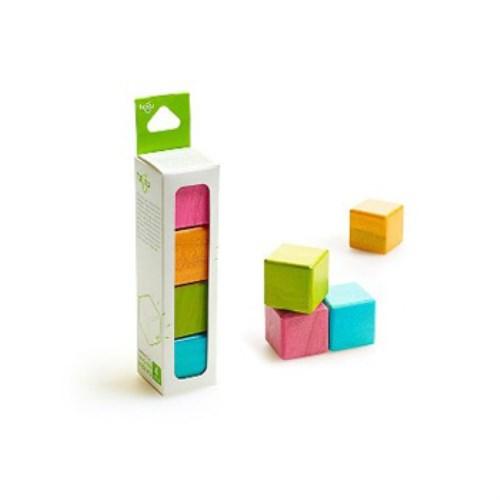 Tegu 磁性積木 - 配件組:4入調色盤