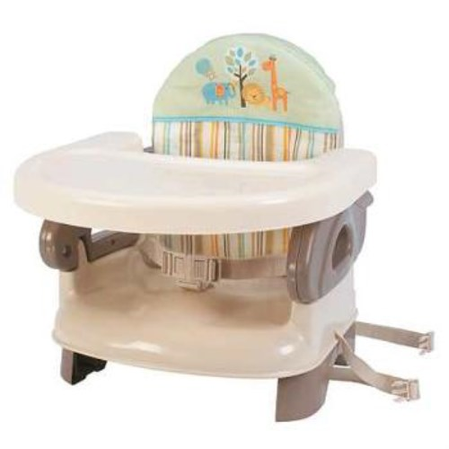 公司貨-Summer Infant可攜式活動餐椅(米色)