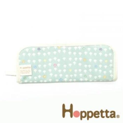 Hoppetta 蘑菇餐具袋(藍)