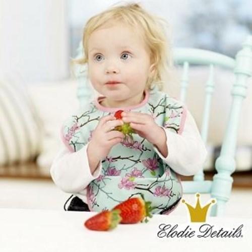 瑞典 Elodie Details 時尚精品防水口袋圍兜- 小蘋果(Apple of My Eye)